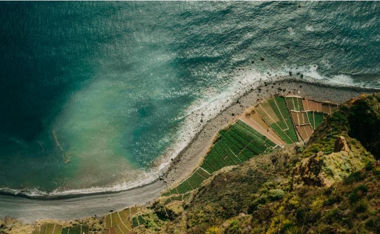 La vista desde el Cabo do Girão es única