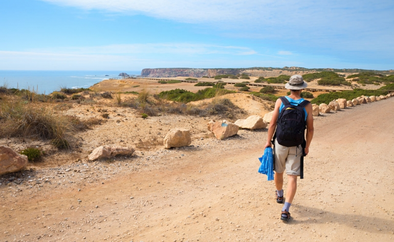 The best way to get to know this region is by foot
