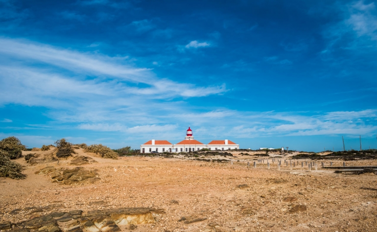 You can visit the Cabo Sardão Lighthouse on Wednesdays from 2-5pm